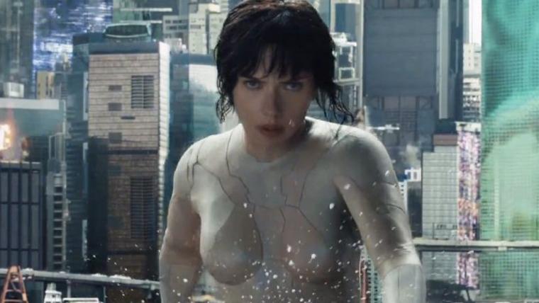 Scarlett Johansson comenta a polêmica de