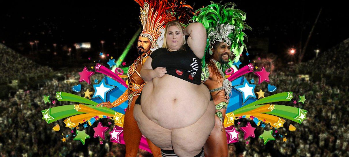 A Voz do Robô engorda a Lady Gaga!