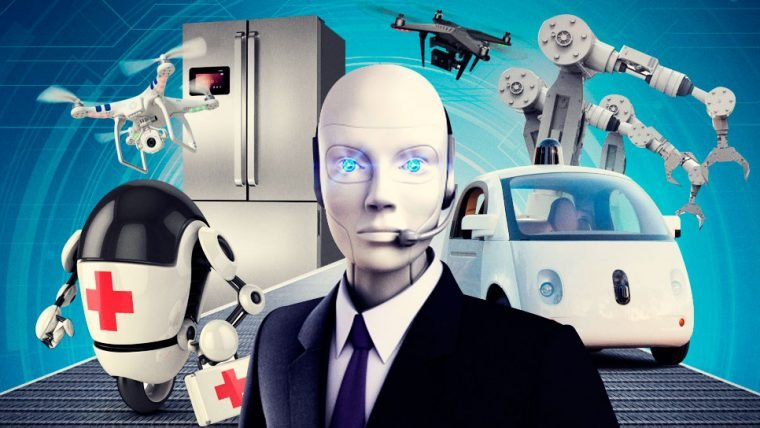 Robôs querem seu emprego