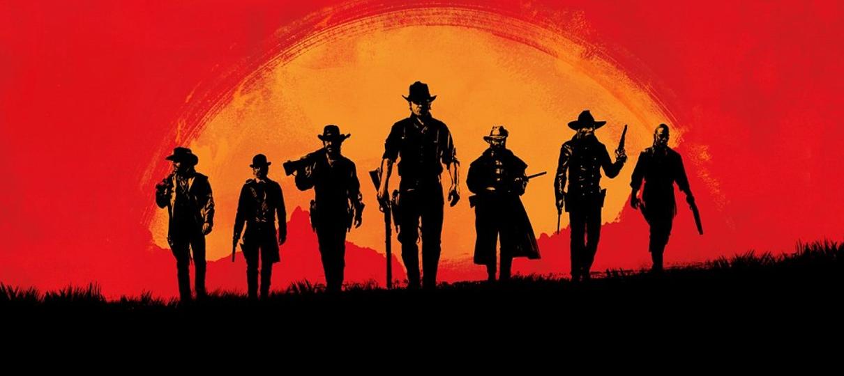 Red Dead Redemption 2 Online e GTA Online vão coexistir, diz Rockstar