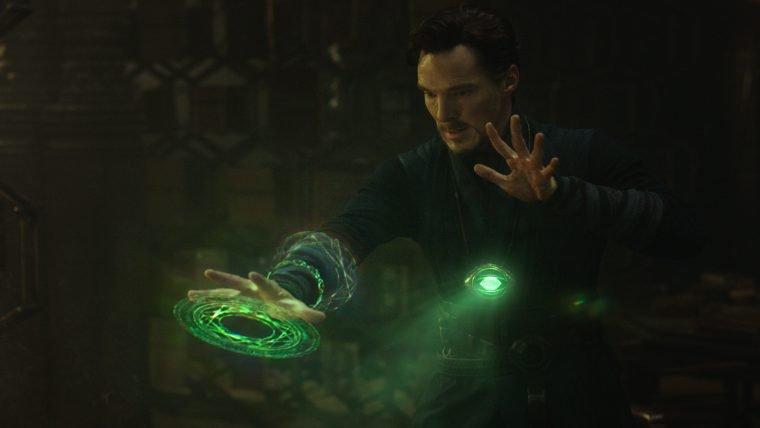 Doutor Estranho   Veja a criação dos efeitos visuais das cenas finais do filme