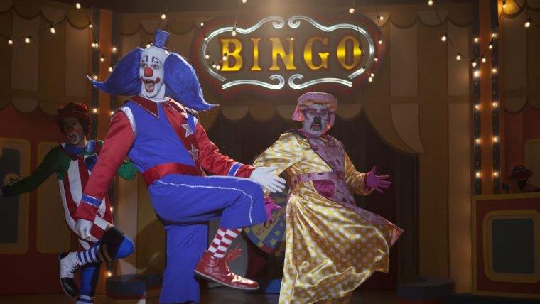 Bingo – O Rei das Manhãs ganha teaser em clima de carnaval