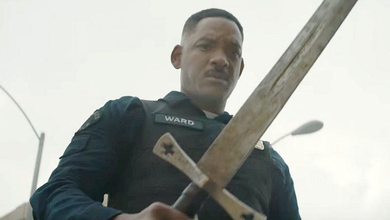 Bright | Will Smith luta ao lado de orcs e elfos em novo filme original Netflix