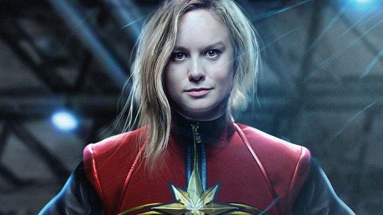 Capitã Marvel | Brie Larson diz que a heroína será