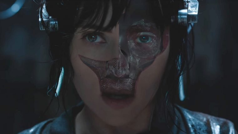 Vigilante do Amanhã: Ghost in the Shell | Comercial do Super Bowl apresenta o vilão do filme