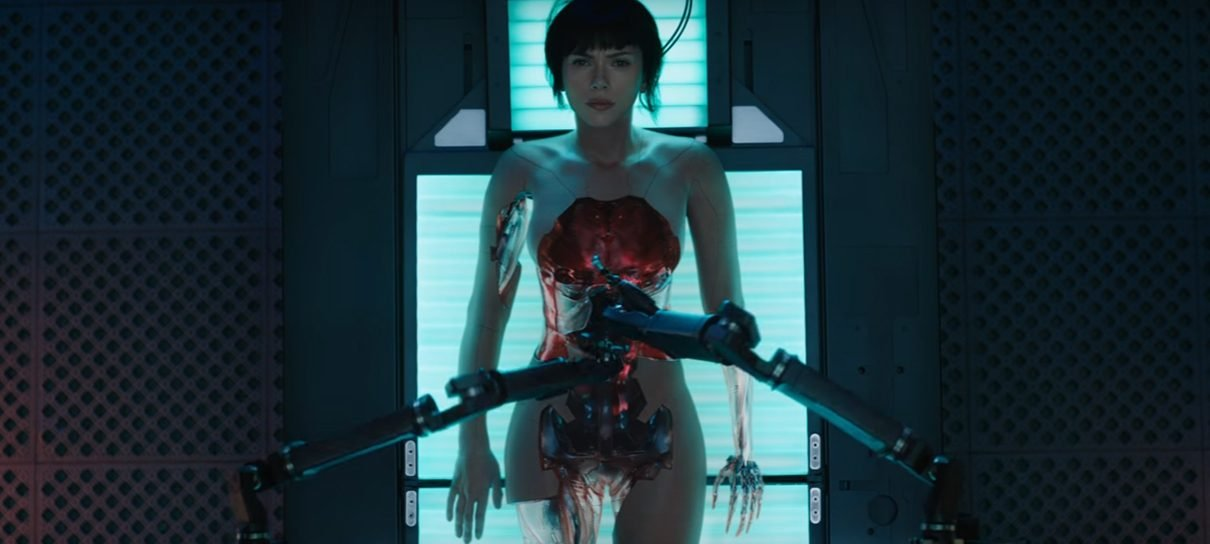 Vigilante do Amanhã: Ghost in the Shell | 11 fatos e especulações
