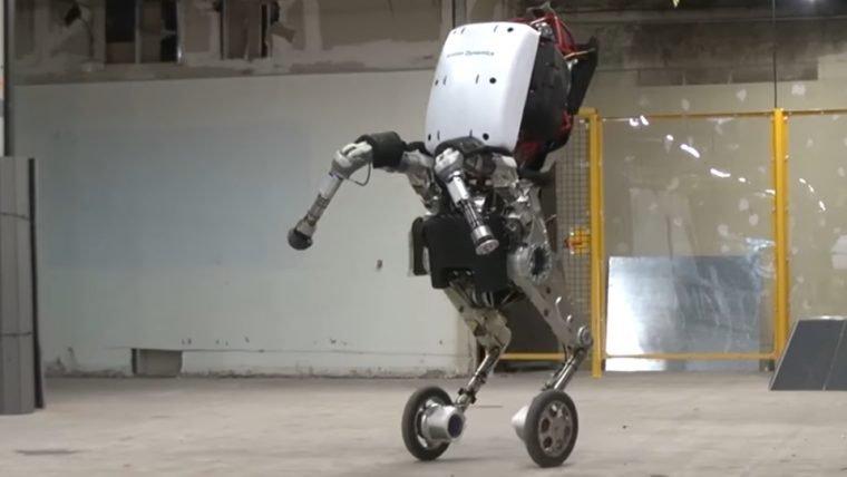 Boston Dynamics continua se esforçando para que as máquinas dominem o mundo