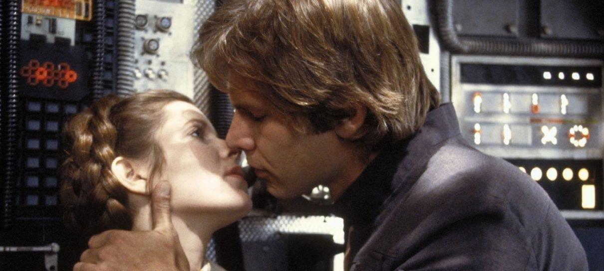 Star Wars | Livro deve explorar separação de Han e Leia