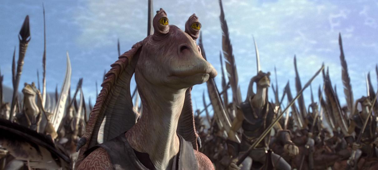 Star Wars | Livro revela o destino de Jar Jar Binks