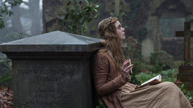 Mary Shelley | Confira a primeira foto de Elle Fanning como a autora de Frankenstein