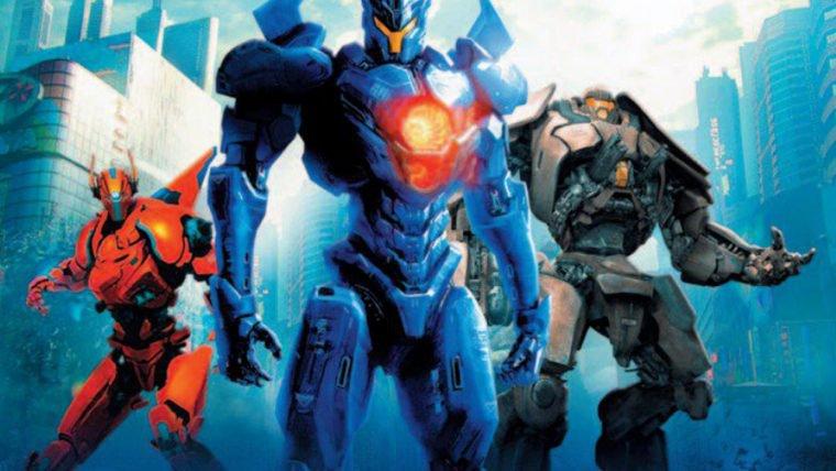 Círculo de Fogo 2 | Nova arte revela o visual dos Jaegers