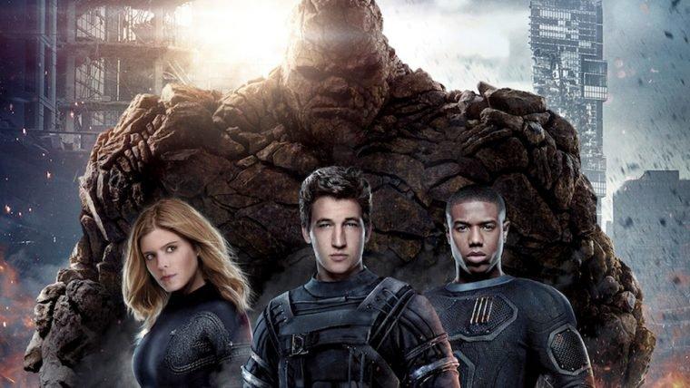 Quarteto Fantástico | Fox ainda quer fazer um filme da equipe