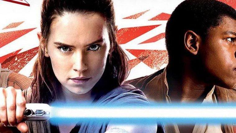 Star Wars: The Last Jedi   Rey aparece empunhando sabre de luz em produto oficial