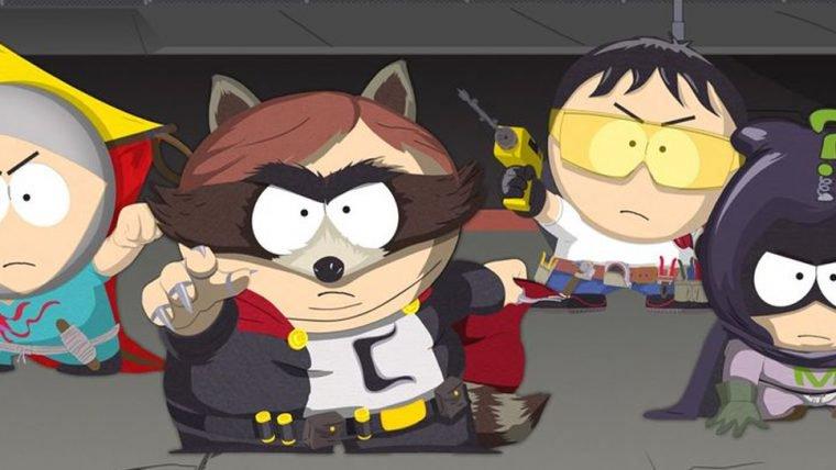 South Park: A Fenda que Abunda Força é adiado novamente