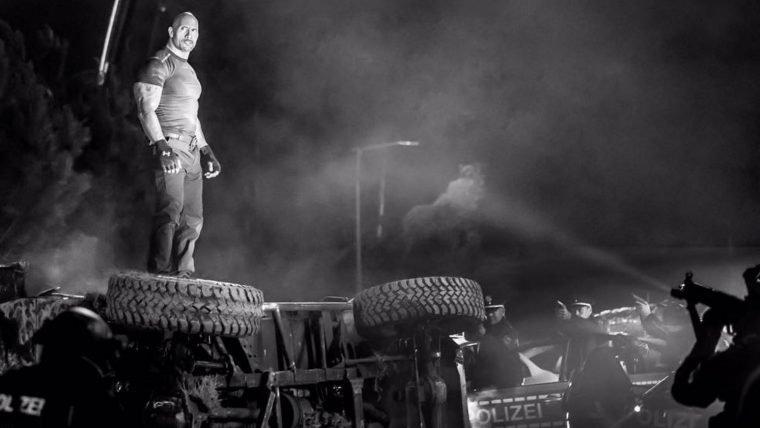 Velozes e Furiosos 8 | The Rock divulga nova foto e anuncia data do segundo trailer