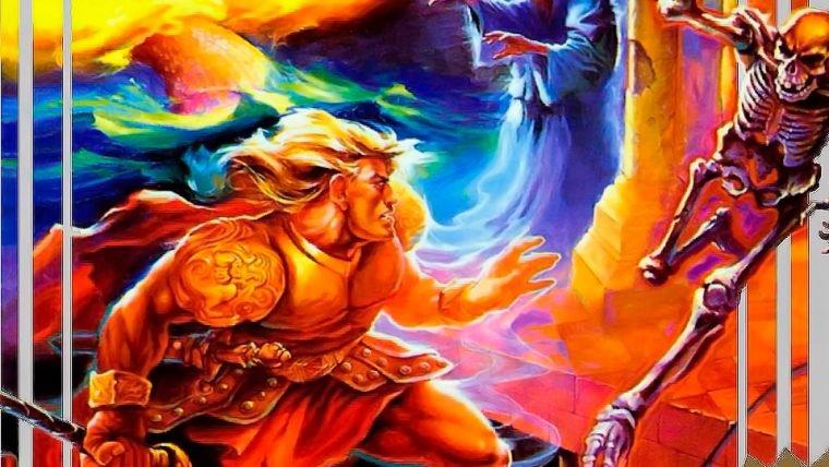 Castlevania   Série será baseada no jogo Castlevania 3: Dracula's Curse