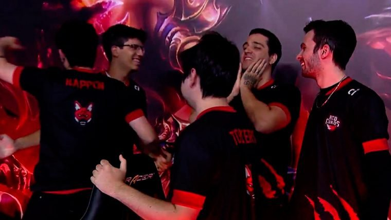 League of Legends | Red Canids derrota CNB e continua campanha invicta no CBLoL