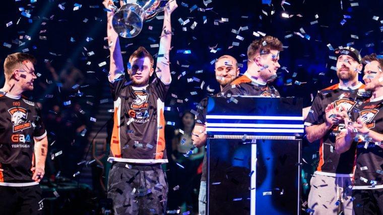 CS:GO | Virtus.pro vence SK de virada na final da DreamHack Master Las Vegas