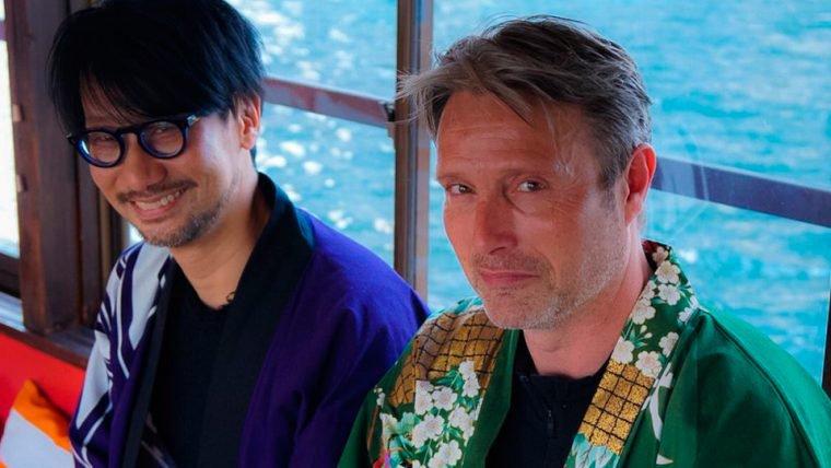 Death Stranding   Mads Mikkelsen fala sobre trabalhar com Kojima e seu papel no jogo