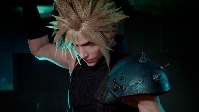Final Fantasy VII Remake e Kingdom Hearts III aparecem em novas imagens