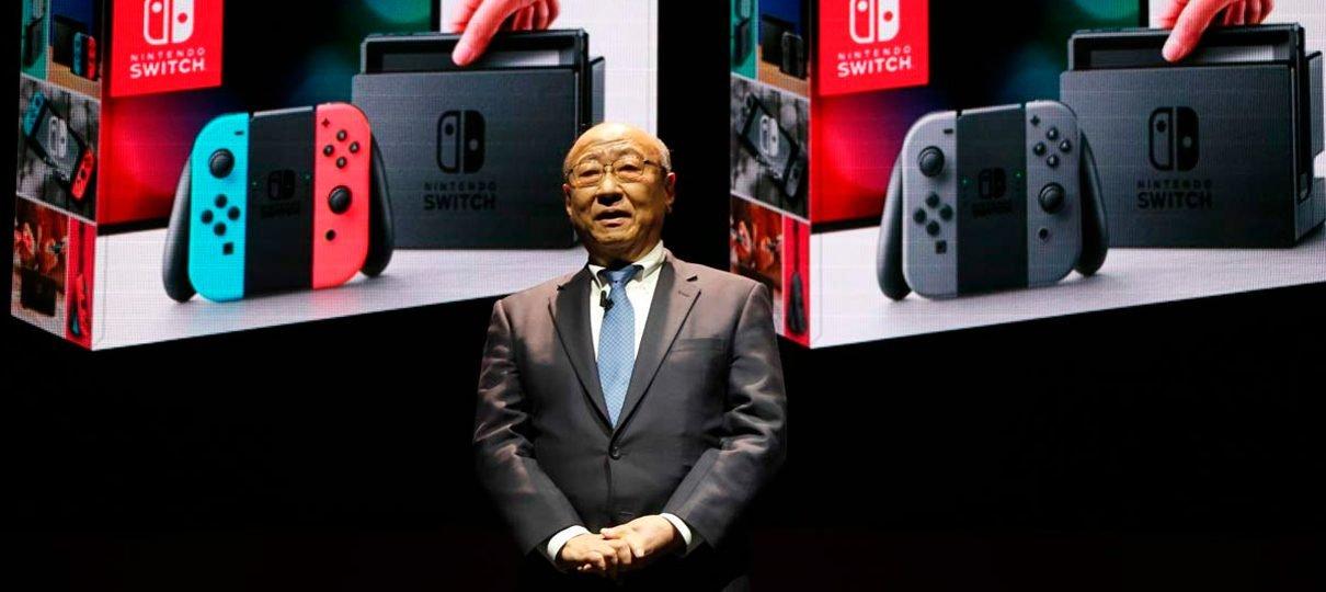 Nintendo Switch | Serviço online do console será mais barato que PS Plus e Live Gold
