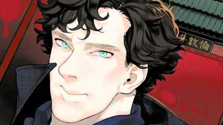 Sherlock | Mangá de Um Estudo em Rosa chega em fevereiro no Brasil