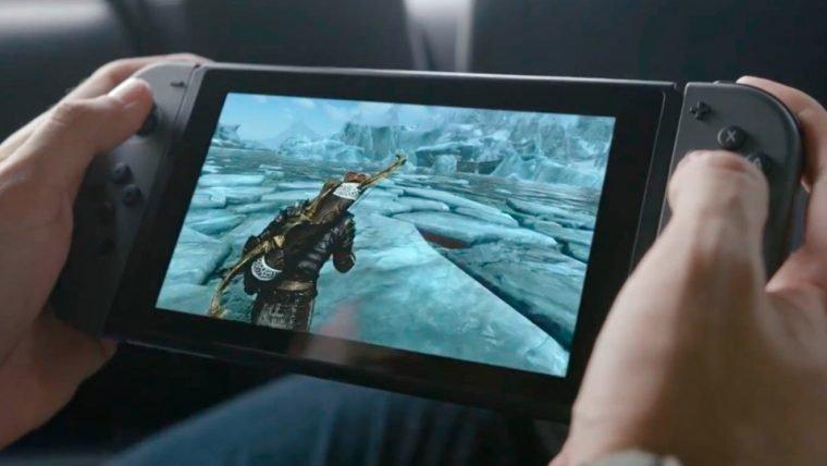 Nintendo tinha menos interesse em jogos da Bethesda antes do Switch, diz diretor