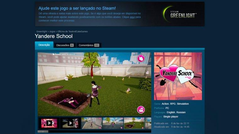 Valve removerá Steam Greenlight de sua plataforma de jogos