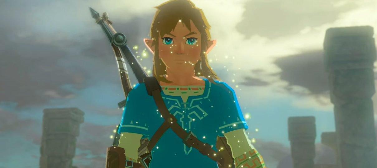 Nintendo ajuda fã com doença terminal a realizar sonho de jogar novo Zelda