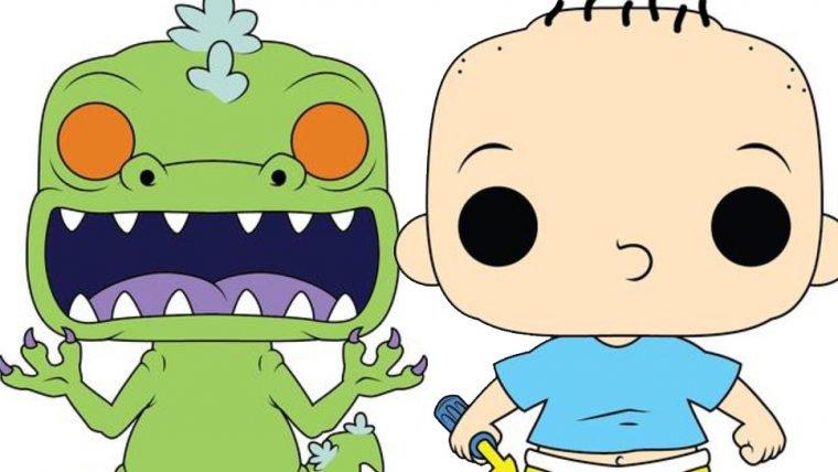 Funko vai lançar coleção POP! dos desenhos da Nickelodeon dos anos 90