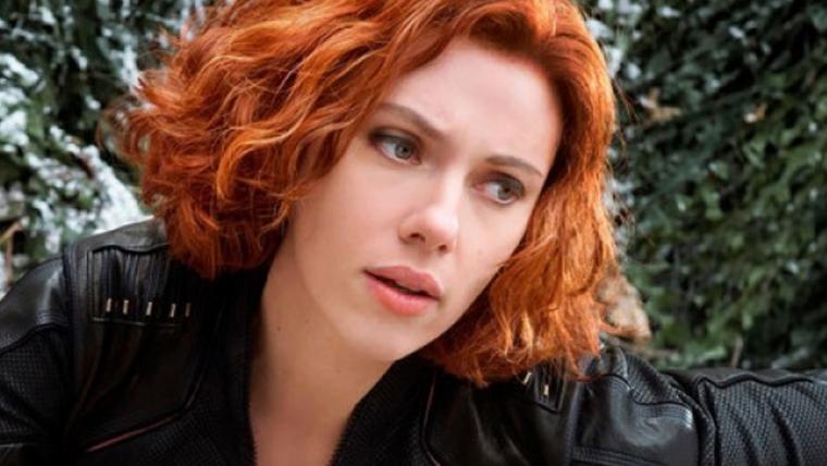 Viúva Negra   Scarlett Johansson diz que é
