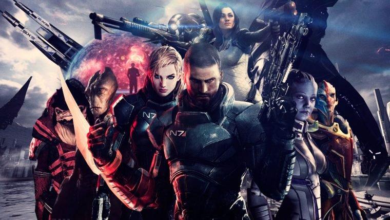 Mass Effect é massa!