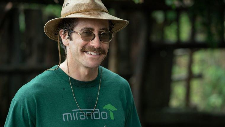 Okja   Netflix divulga novas fotos de Jake Gyllenhaal e Tilda Swinton no filme