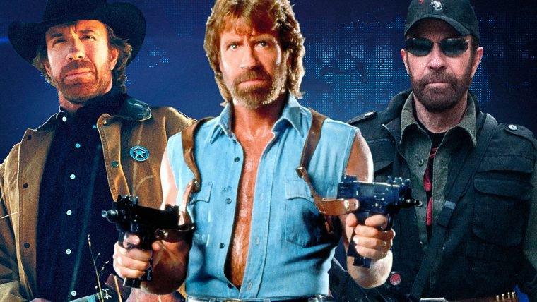 Chuck Norris pediu um jogo e foi atendido