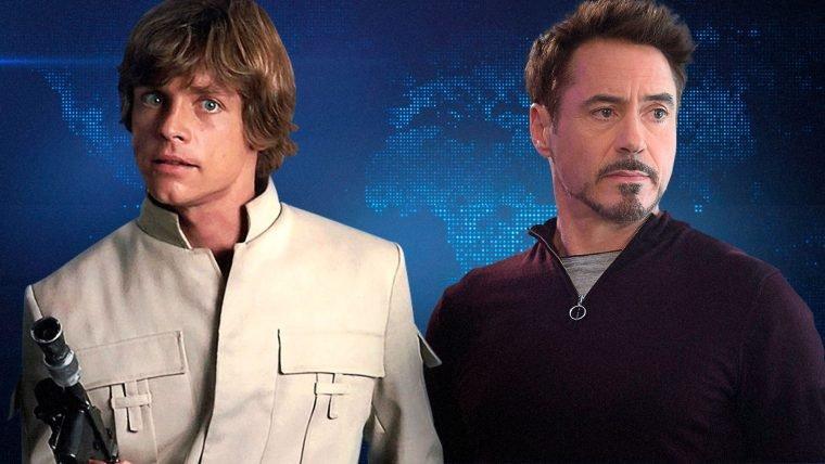 Luke Skywalker é o escolhido!