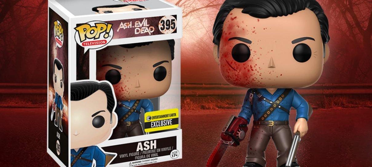 Ash vs Evil Dead ganha Funko que inclui serra elétrica e boomstick