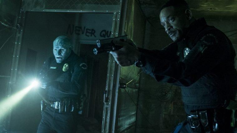 Bright | Will Smith tem um orc como parceiro em filme da Netflix; confira novas fotos