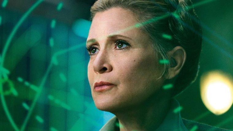 Star Wars: Os Últimos Jedi não será alterado por conta da morte de Carrie Fisher