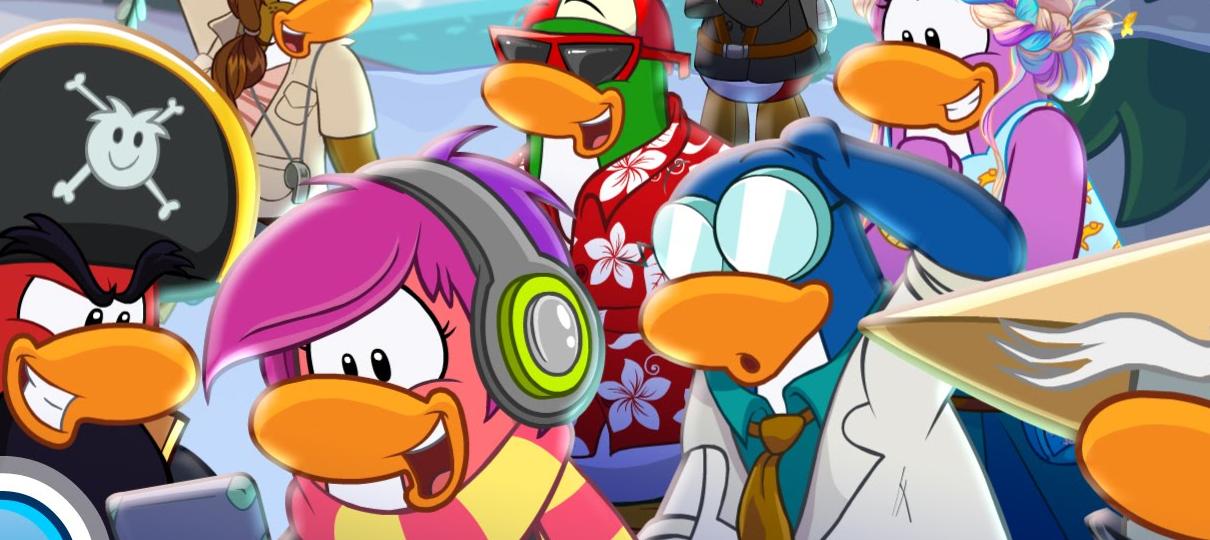 Club Penguin é desativado após 12 anos no ar