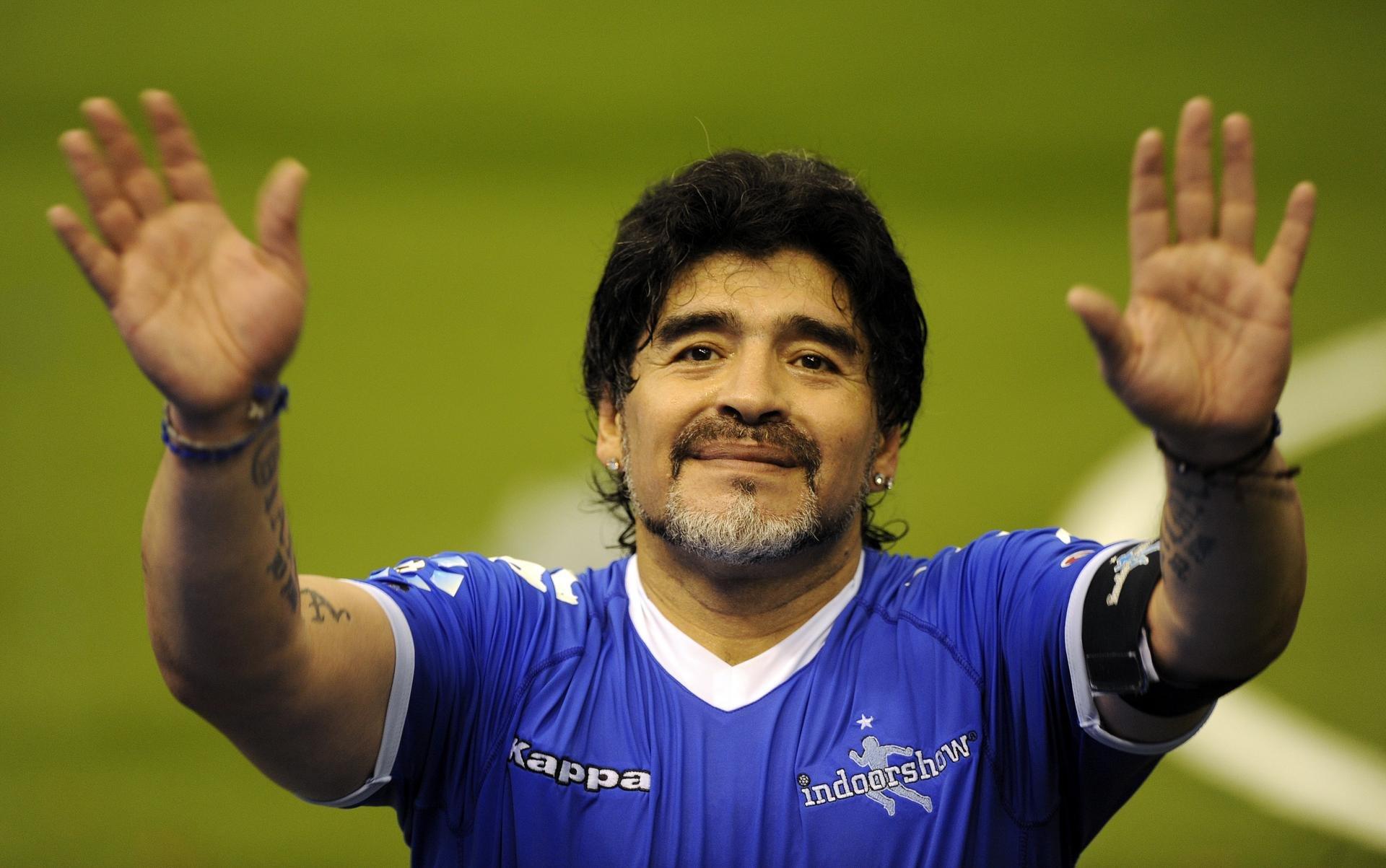 Diego Maradona quer processar a Konami - NerdBunker