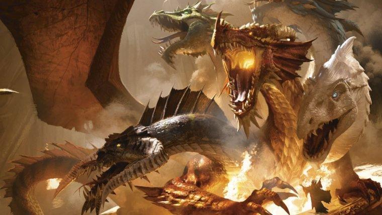 Dungeons & Dragons ganhará aplicativo oficial