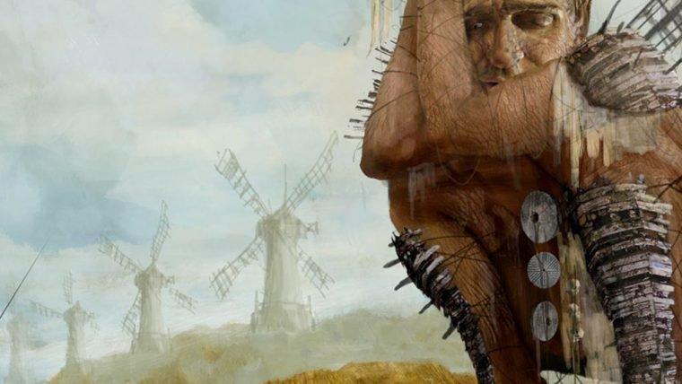 Finalmente: The Man Who Killed Don Quixote começa a ser filmado