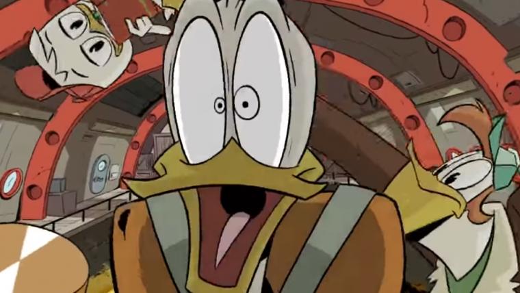 D23 Expo | Ducktales ganha novo vídeo