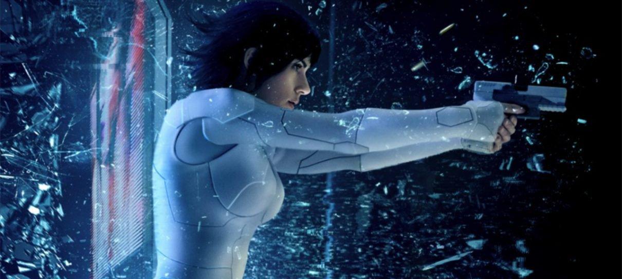 A Vigilante do Amanhã: Ghost in The Shell | Assistimos a 15 minutos do filme