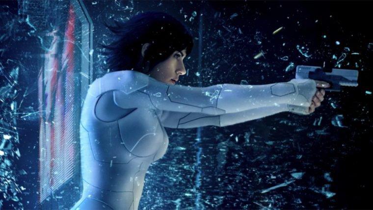 A Vigilante do Amanhã: Ghost in The Shell   Assistimos a 15 minutos do filme
