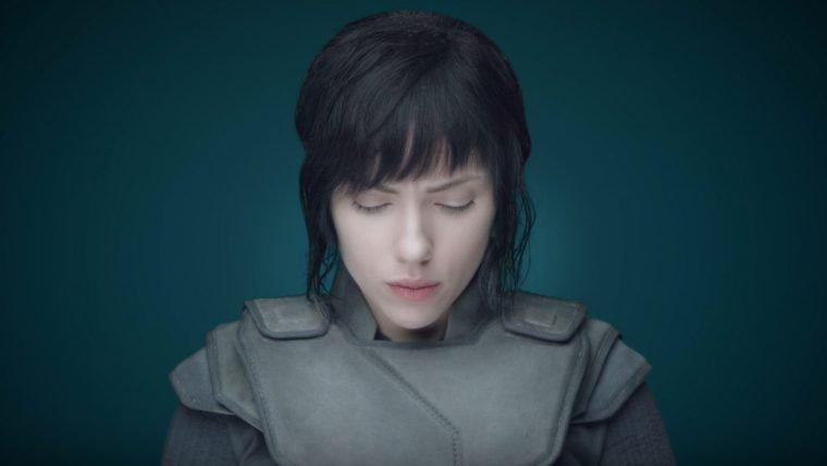 A Vigilante do Amanhã: Ghost in the Shell   Teaser mostra que Major não tem medo de nada