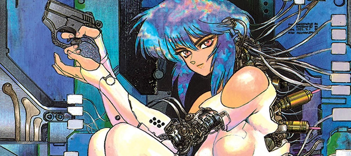Ghost in the Shell: o mangá, o anime e o jeito de ser nipônico