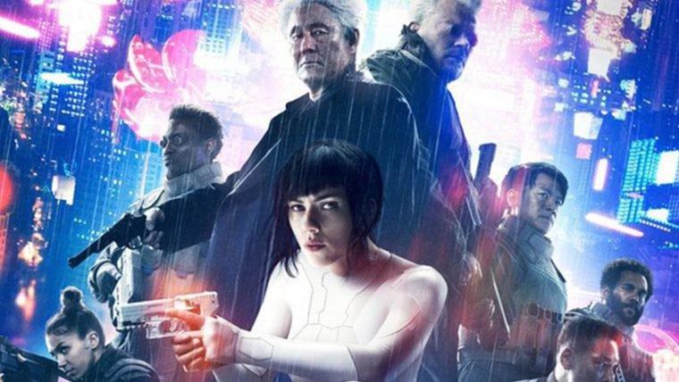 Vigilante do Amanhã: Ghost in The Shell ganha três novos teasers