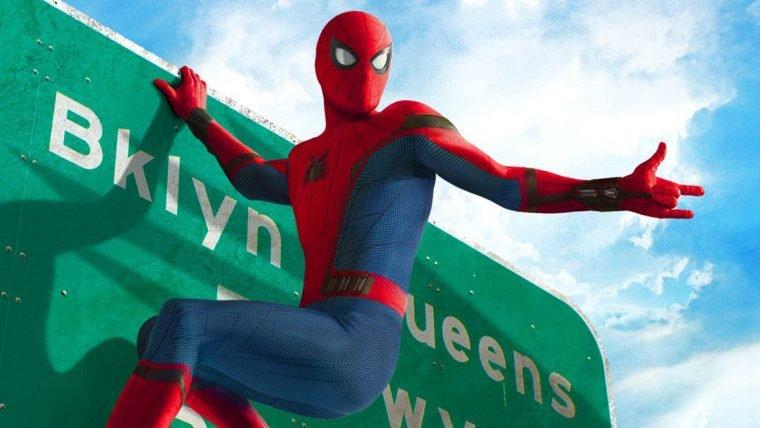 Homem-Aranha: De Volta ao Lar   Herói está literalmente voltando para casa em novo cartaz