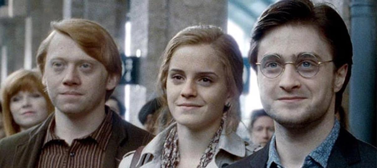 O elenco de Harry Potter tem um grupo de mensagens (e todos queremos participar)